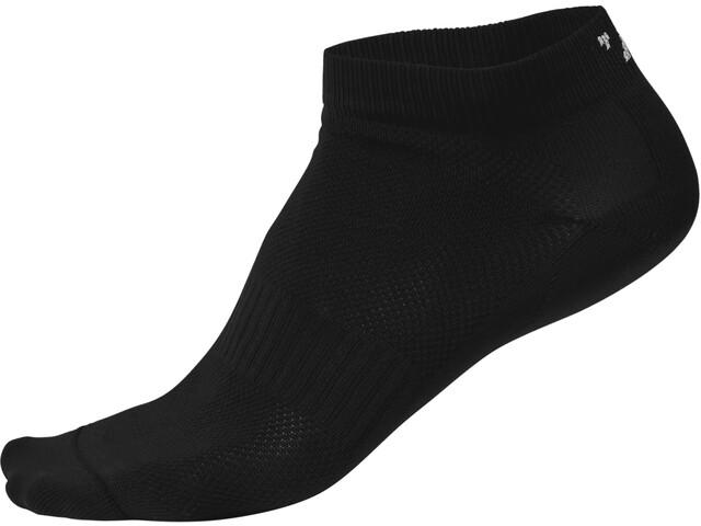 VOID DryYarn Ankle Socks, black
